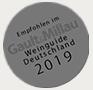 Logo: Gault Millau Weinguide 2019